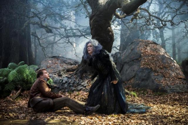 Meryl Streep é a bruxa má em novo filme da Disney Divulgação/Divulgação