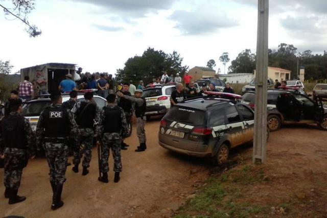 No primeiro semestre do ano, 32 pessoas morreram em assaltos a bancos no país Angela Vargas/Acervo Pessoal