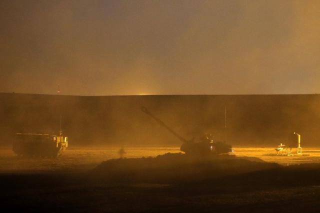 ONU e EUA anunciam cessar-fogo de 72 horas em Gaza JACK GUEZ / AFP/