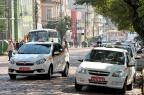 Apenas 34 dos 125 novos táxis de Santa Maria já estão circulando pela cidade Claudio Vaz/Agencia RBS