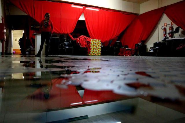 Más condições no Gasômetro levam a cancelamento de peça de teatro Adriana Franciosi/Agencia RBS