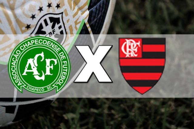 Depois de 63 dias, Chapecoense volta à Arena Condá para encarar o Flamengo Arte sobre foto de Luiz Henrique/Figueirense FC