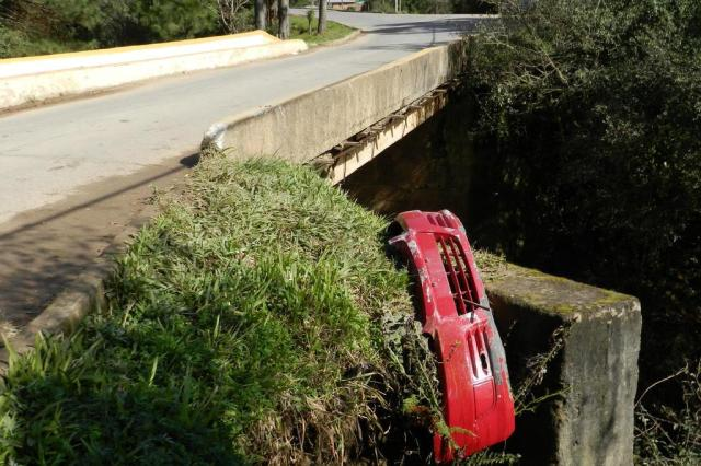 Jovens morrem em acidente com carro conduzido por adolescente de 14 anos Joao Junior/Jornal Nossa Terra