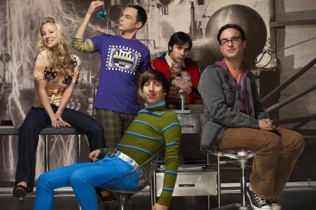 Atores de 'Big Bang Theory' ganham grande aumento e voltam a gravar série Reprodução/Reprodução