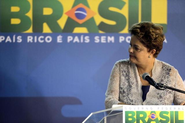 Congresso é que deve responder sobre antecipação de perguntas, diz Dilma WILTON JUNIOR/AE