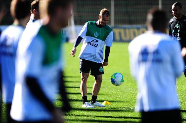 Com novas opções e uma dose de mistério, Picoli fecha treinamento do Juventude na tarde de terça-feira Porthus Junior/Agencia RBS