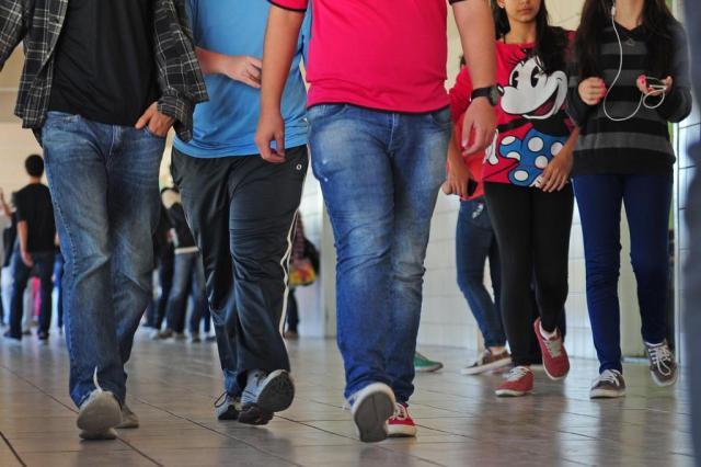 Conselho analisa parecer que pode proibir suspensão e expulsão de alunos no RS  Salmo Duarte/Agencia RBS