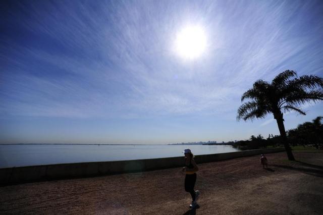 Rio Grande do Sul terá quarta-feira de sol e temperaturas amenas  Ronaldo Bernardi/Agencia RBS