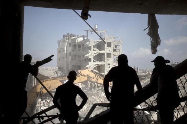 Israel garante continuidade da trégua, mas Hamas discorda MAHMUD HAMS/AFP