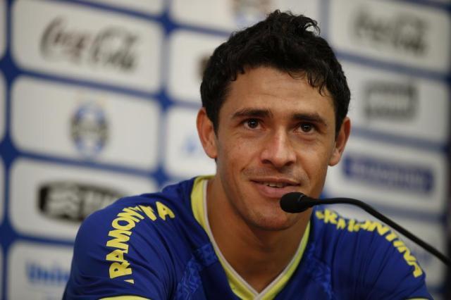"""""""Preciso melhorar muito"""", admite Giuliano Mauro Vieira/Agencia RBS"""