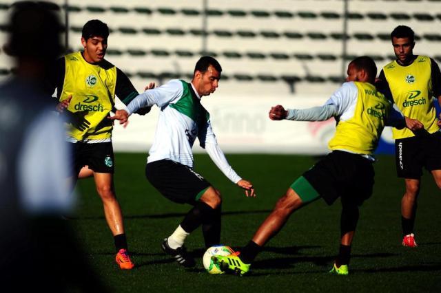 'Estou com muita vontade de jogar esse clássico e quero muito vencer', garante o meia do Juventude Diogo Oliveira Porthus Junior/Agencia RBS