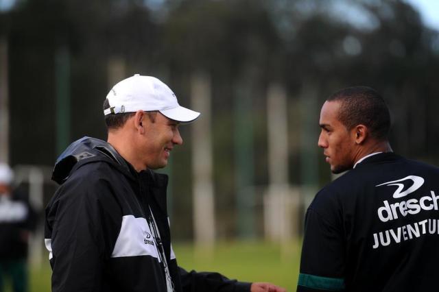 Após ter comandado o Caxias em duas temporadas, Picoli tem pela frente mais um Ca-Ju pelo Juventude Jonas Ramos/Agencia RBS