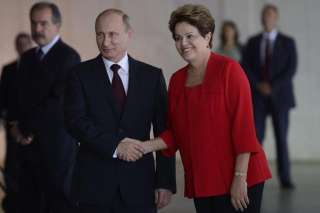 Embargo russo aos EUA e Europa favorece vendas do Brasil, diz ministério Wilson Dias,ABR/Agência Brasil