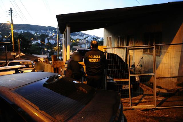 Polícia Federal desarticula grupo que atacava bancos com explosivos Ronaldo Bernardi/Agencia RBS