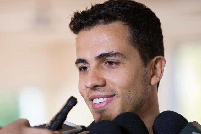 Em litígio com clube do Catar, Nilmar poderá voltar ao futebol somente em 2015 Omar Freitas/Agencia RBS