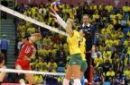 Passeando no Ibirapuera, Brasil vence a Coreia do Sul no Grand Prix Divulgação/FIVB