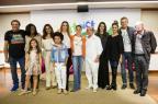 """Apresentadores do """"Criança Esperança"""" participam de projetos sociais João Miguel Júnior/TV Globo/Divulgação"""