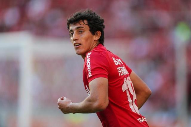 Jovem Leandro é relacionado e Luque fica fora da lista Félix Zucco/Agencia RBS