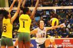 Brasil vence os Estados Unidos e mantém 100% no Grand Prix CBV/Divulgação/
