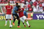 Garoto Walace agrada na estreia e deve ganhar sequência com Felipão Tadeu Vilani/Agencia RBS