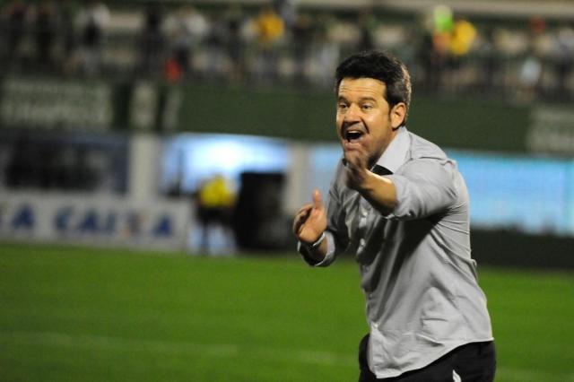 """Argel comemora vitória na Arena Condá: """"Estamos quebrando todos os tabus""""  Sirli Freitas/Agencia RBS"""