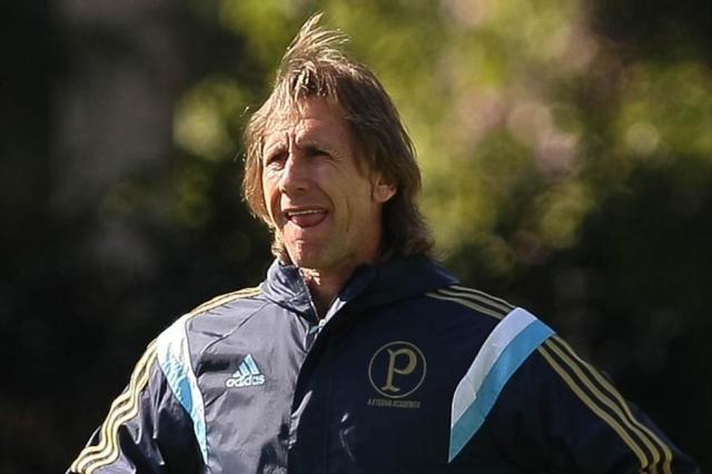 Gareca tem início pior como técnico do que Kleina no Palmeiras e exibe abalo Cesar Greco/Fotoarena