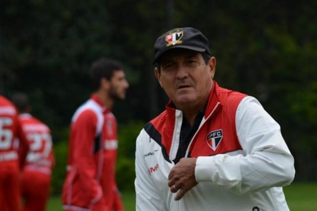 Muricy Ramalho vê São Paulo ainda despreparado para levar título Divulgação/saopaulofc.net