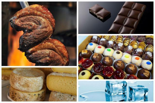 Saiba por que você tem vontade repentina de comer chocolate, doces e outros alimentos Montagem sobre fotos de Fernando Gomes/ Tadeu Vilani/ Alvarélio Kurossu/ Divulgação/Agência RBS/Divulgação