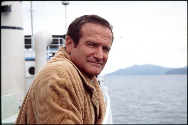 O cinema chora a morte de Robin Williams Ver Descrição/Ver Descrição