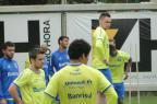 Dia de reapresentação do Grêmio tem treinos físicos em dois turnos André Baibich/ Agência RBS/