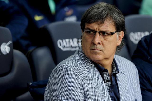 Tata Martino é confirmado como novo treinador da Argentina josep lago/AFP