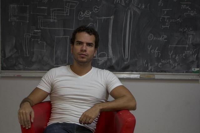 """Brasileiro ganha medalha considerada """"Nobel da Matemática"""" Mastrangelo Reino/Caixapreta/FolhaPress"""