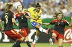 Outra surra: Alemanha varre o Brasil do Mundial Sub-20 feminino Rafael Ribeiro/CBF/Divulgação