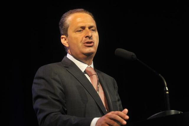 Jato que caiu com Eduardo Campos estava regular, afirma Anac Rodrigo Philipps/Agencia RBS