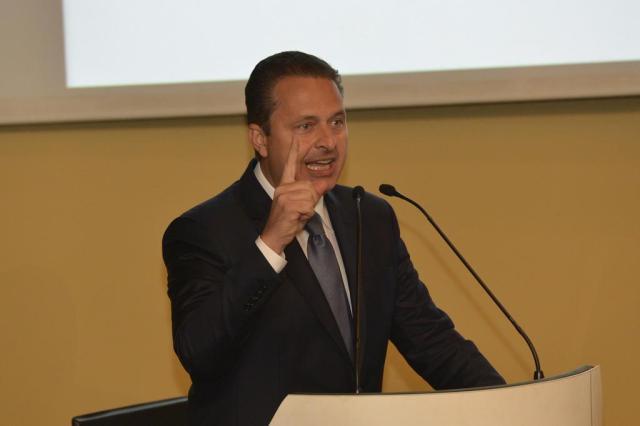 Aos 49 anos, Eduardo Campos era considerado um dos políticos mais promissores de sua geração José Paulo Lacerda/Divulgação CNI