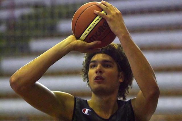 Anderson Varejão é dispensado pelo Golden State Warriors Gaspar Nóbrega/CBB,divulgação