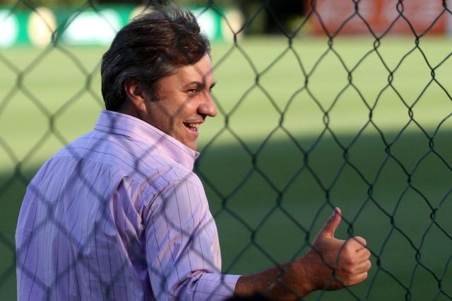Gilson Kleina é o novo treinador do Bahia  Ernesto Rodrigues/Estadão Conteúdo