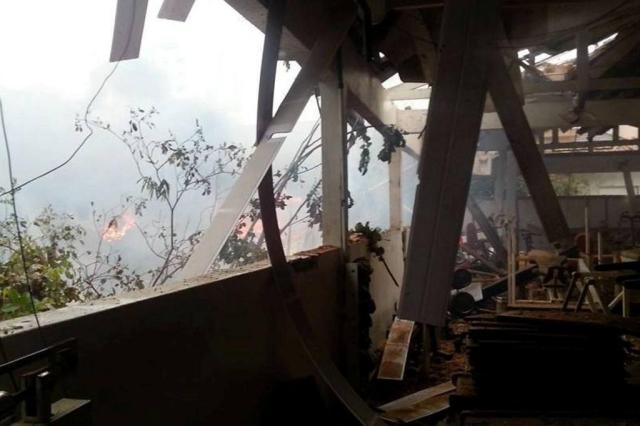 Dos 11 feridos na queda de avião, apenas bebê permanece internado Wilson Júnior/Arquivo Pessoal