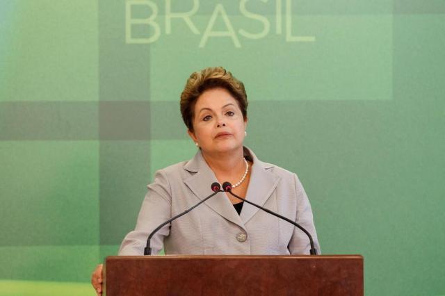 """""""É uma perda para além das nossas divergências"""", declara Dilma Roberto Stuckert Filho/Divulgação presidência da República"""