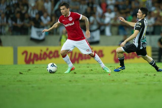 """Abel lamenta eliminação na Copa do Brasil: """"Não gostaria de estar na Sul-Americana"""" Alexandre Lops/Inter"""