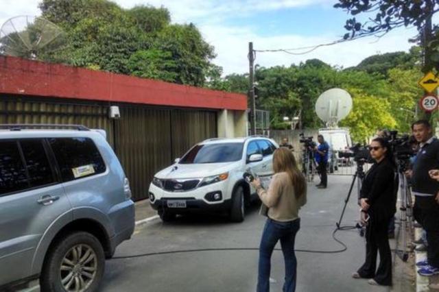 Despedida a Eduardo Campos terá missa campal e cortejo em Recife Carlos Rollsing/Agencia RBS