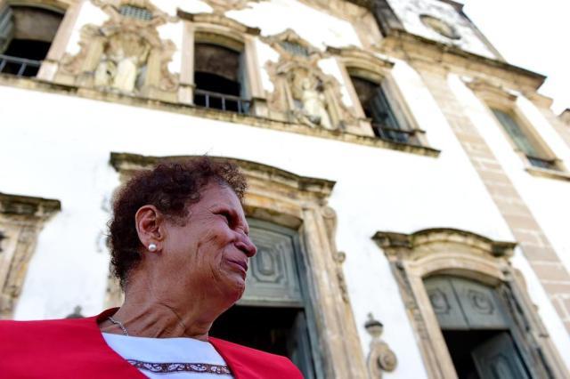 Pesar com a perda de Eduardo Campos é comum a pobres e ricos em Recife  Fernando Gomes/Agencia RBS