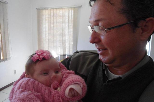 Áudio: por telefone, sargento ajuda a salvar bebê engasgado Divulgação/Brigada Militar/Divulgação