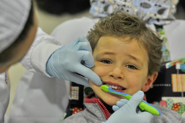 Como cuidar da higiene bucal das crianças Lauro Alves/Agencia RBS
