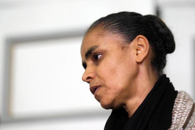 Marina Silva: entre a força e a fragilidade  EVELSON DE FREITAS/ESTADÃO CONTEÚDO