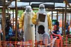 Alemanha recebe especialista da OMS infectado por Ebola  Carl de Souza/AFP