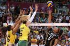 Brasil vence a Tailândia e termina invicto a primeira fase do Grand Prix Divulgação/FIVB