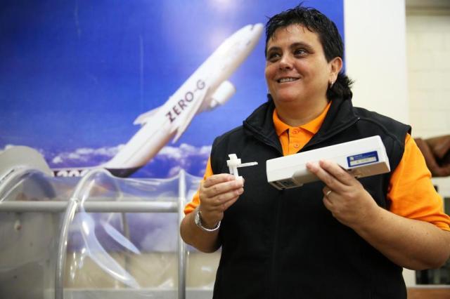 Aparelho para coletar sangue no espaço está na mira da Nasa Léo Cardoso/Agencia RBS