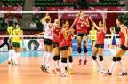 Turquia apronta e vence o Brasil na abertura da fase final do Grand Prix Divulgação/FIVB
