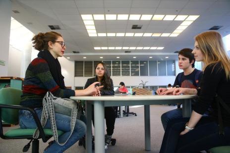 Orientação vocacional antes de escolher o curso de Psicologia (Mauro Vieira/Agencia RBS)